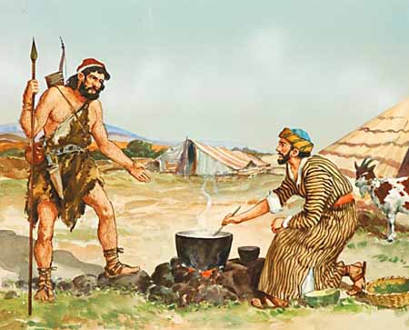 Does Esau Always Hate Jacob?